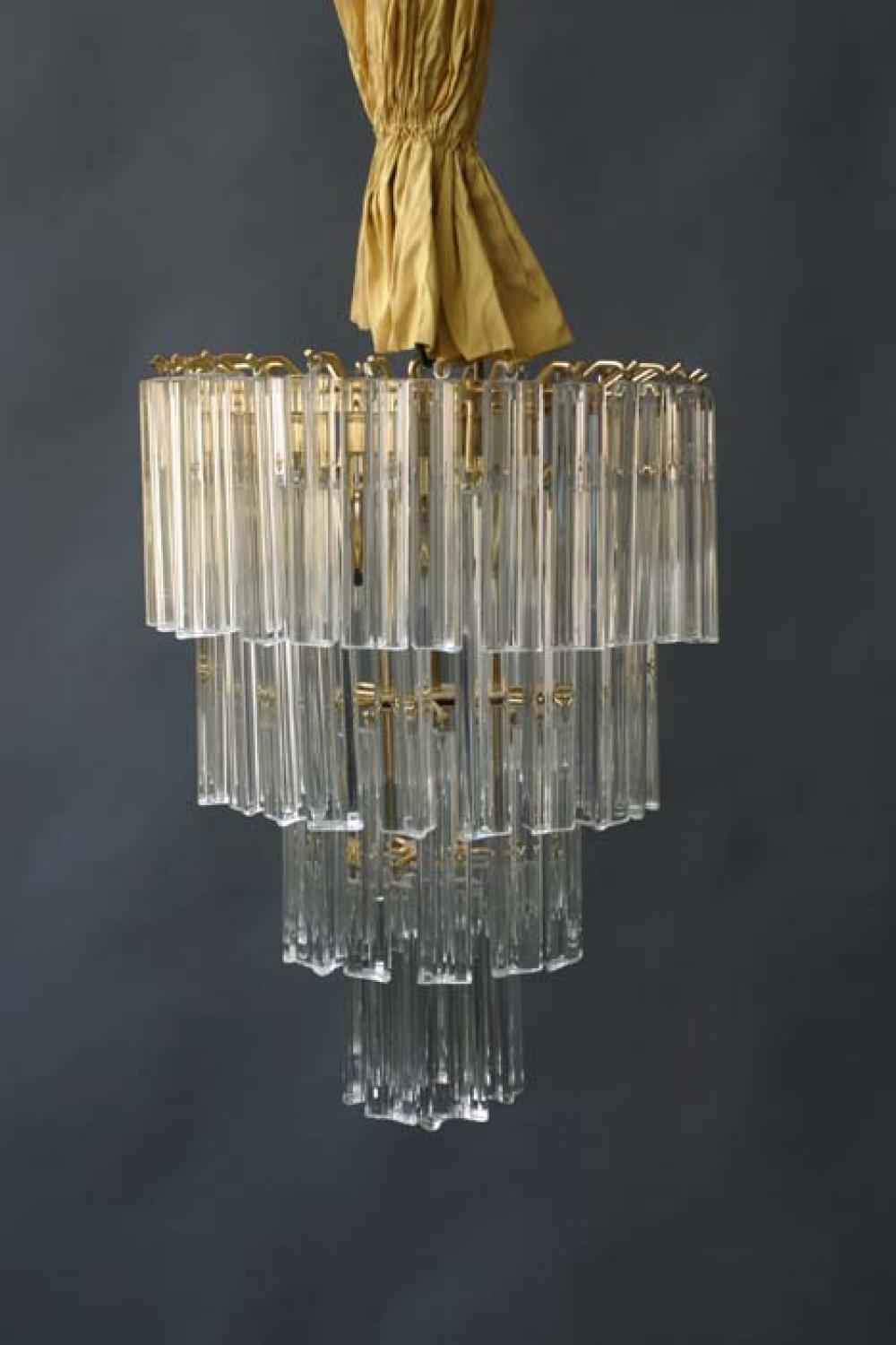 glasss crystals prism rectangular chandelier category replacement chandeliers archived clear lighting bay glamorous crystal hampton on
